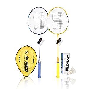 Silver's SB 503 Badminton Racquet
