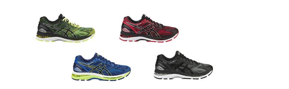 Asics Gel-Nimbus 19 Zapatillas para Correr - 51: Amazon.es: Zapatos y complementos