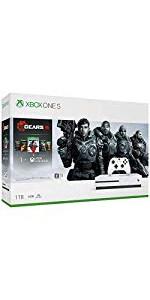 Xbox One S 1TB (Gears 5 同梱)