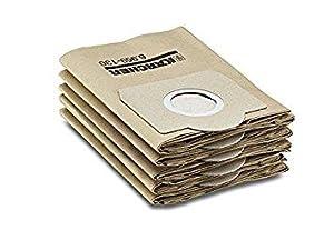 Kärcher Bolsa de filtro de papel (6.959-130.0): Amazon.es: Hogar
