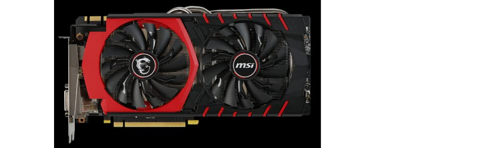 MSI GeForce GTX 980 Gaming - Tarjeta gráfica GeForce GTX 980 ...
