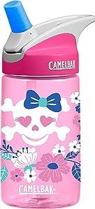 NEW CamelBak eddy Kids Bottle Hammerheads .4 L FREE2DAYSHIP TAXFREE