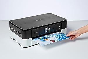 Brother DCPJ4120DW - Impresora multifunción con inyección de tinta ...