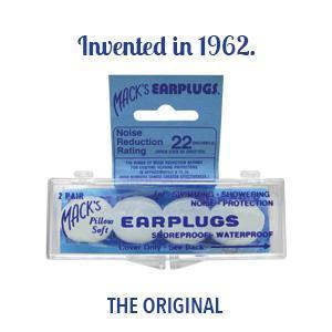 Original Silicone Moldable Comfortable Max Earplugs Ear Plugs Sleeping Swimming Snoring Travel