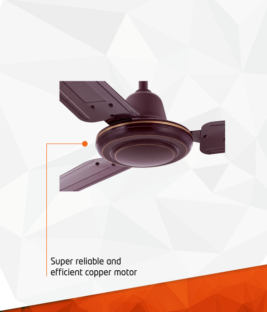Buy Orient Electric Apex Fx 1200mm Ceiling Fan Brown