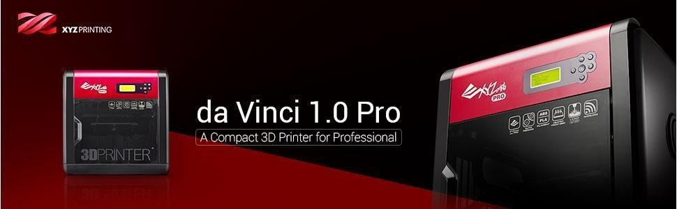 XYZ printing Da Vinci 1.0 3D Printer SENSORS 3-Pack
