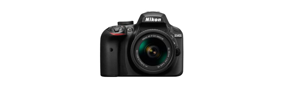Nikon D3400 + SDXC de 64 GB + Funda AmazonBasics: Amazon.es ...