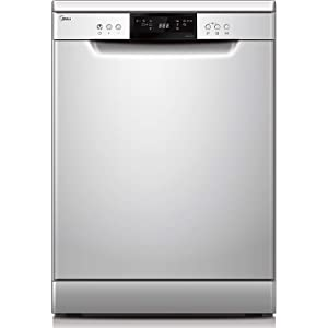 Midea Dishwasher, White, WQP147617QW