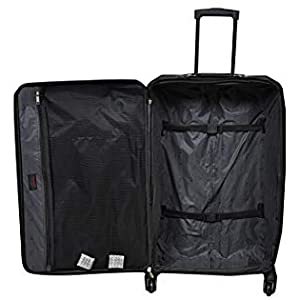 Skyway Softside Spinner Luggage Set of 5 pieces