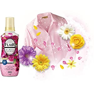 柔軟剤の香りをしっかり香りづけ「香りしっかりコース」