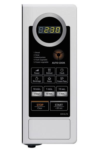 Daewoo Kor6l7b Digital Microwave White Amazon Co Uk