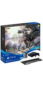PlayStation 4 MONSTER HUNTER: WORLD Starter Pack Black
