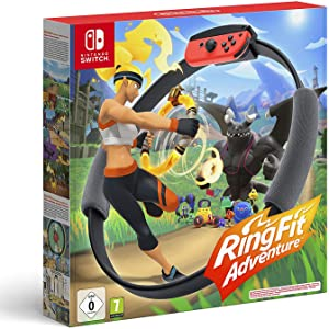 Ring Fit Adventure - Nintendo Switch [Importación italiana]: Amazon.es: Videojuegos
