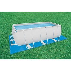 Nivelar suelo para piscina desmontable