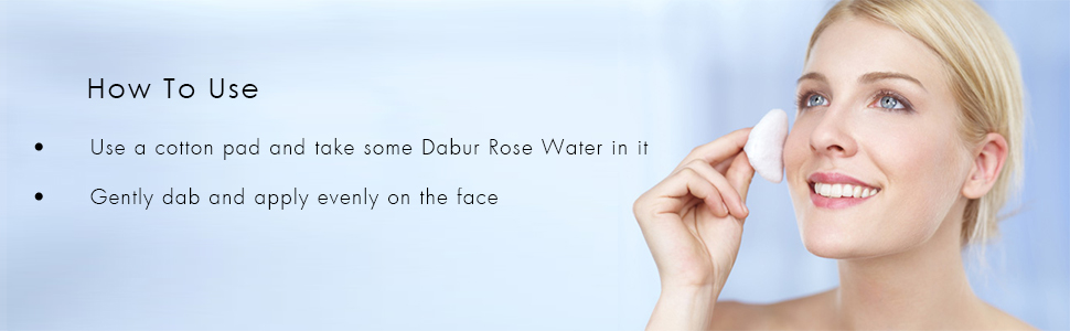 Dabur Gulabari Rose Water