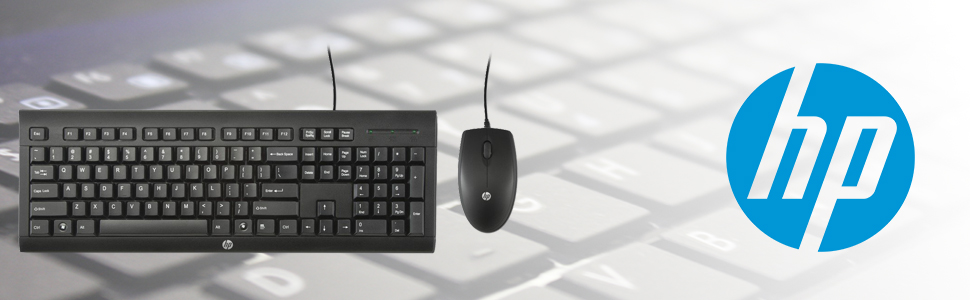 882a27bf9d0 Amazon.in: Buy HP Desktop C2500 Keyboard+Mouse Online at Low Prices ...