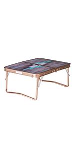 テーブル IL ミニテーブルプラス モザイクウッド