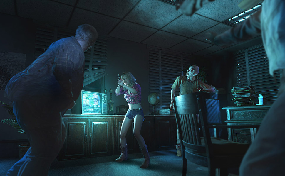 Capcom Resident Evil 3 for PlayStation 4