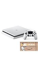 PlayStation 4 グレイシャー・ホワイト 500GB