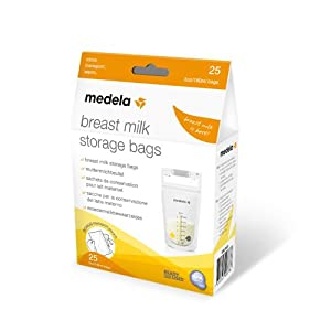 Medela - Bolsas para congelar la leche materna: Amazon.es: Bebé