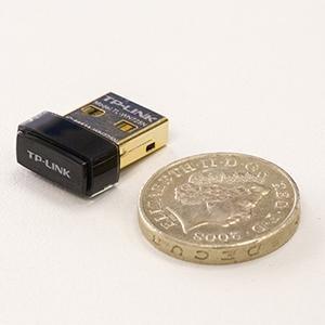 TP-Link N150 Wireless Nano USB Adapter