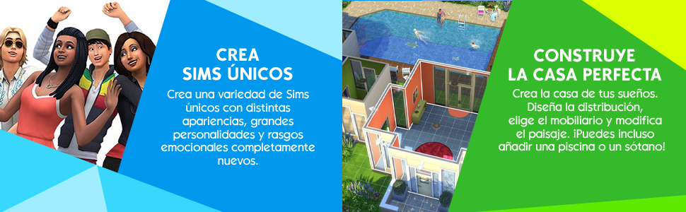 Los Sims 4 - Standard | Código Origin para PC: Amazon.es: Videojuegos