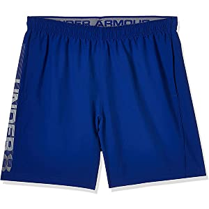 Under Armour Woven graphic shoes, Under Armour Woven men's shorts
