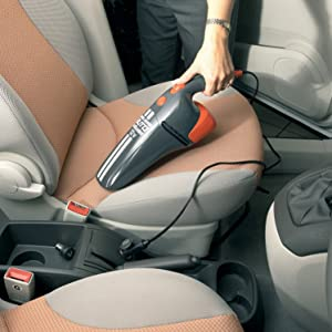 Black And Decker Av1205 12 Volt Car Dustbuster
