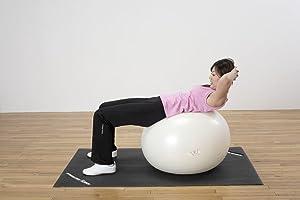EXG025 バランスボール エクササイズボール 腹筋