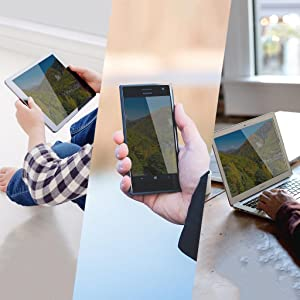 I-O DATA NAS スマホ/タブレット対応 ネットワークハードディスク 入門モデル 1年保証付き ミレニアム群青