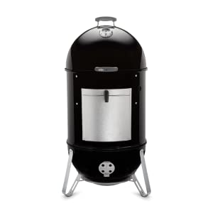 Amazon Com Weber Smokey Mountain Cooker 18 Inch Smoker