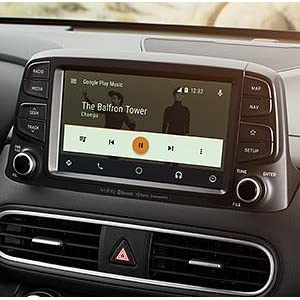 Standard 7-inch touchscreen with Apple CarPlay and Android Auto