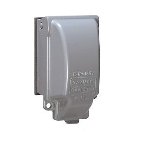 1-Gang TayMac DOC320G Deck//Floor Cover Gray