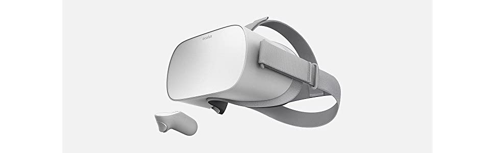 Oculus Go Standalone Virtual Reality Headset – 32GB – FREE SHIPPING