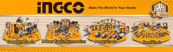 INGCO 6 PCS CR-V Screwdriver Set for DIY Household Repair HKSD0628