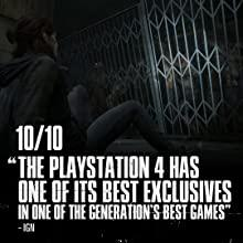 the last of us part ii ps4 only on playstation naughty dog