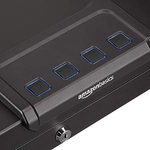 Programmable Electronic Keypad