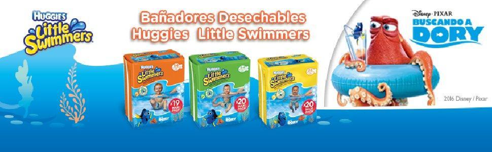 cb7aee668 Huggies Little Swimmers  Amazon.es  Salud y cuidado personal