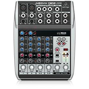 8 input Bus Mixer