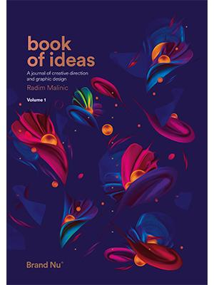 book of ideas, design book, graphic design, visual design, thinking with type, coffee table book