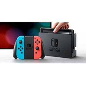 Nintendo Switch - Consola color Azul Neón/Rojo Neón + Xenoblade Chronicles 2: Amazon.es: Videojuegos