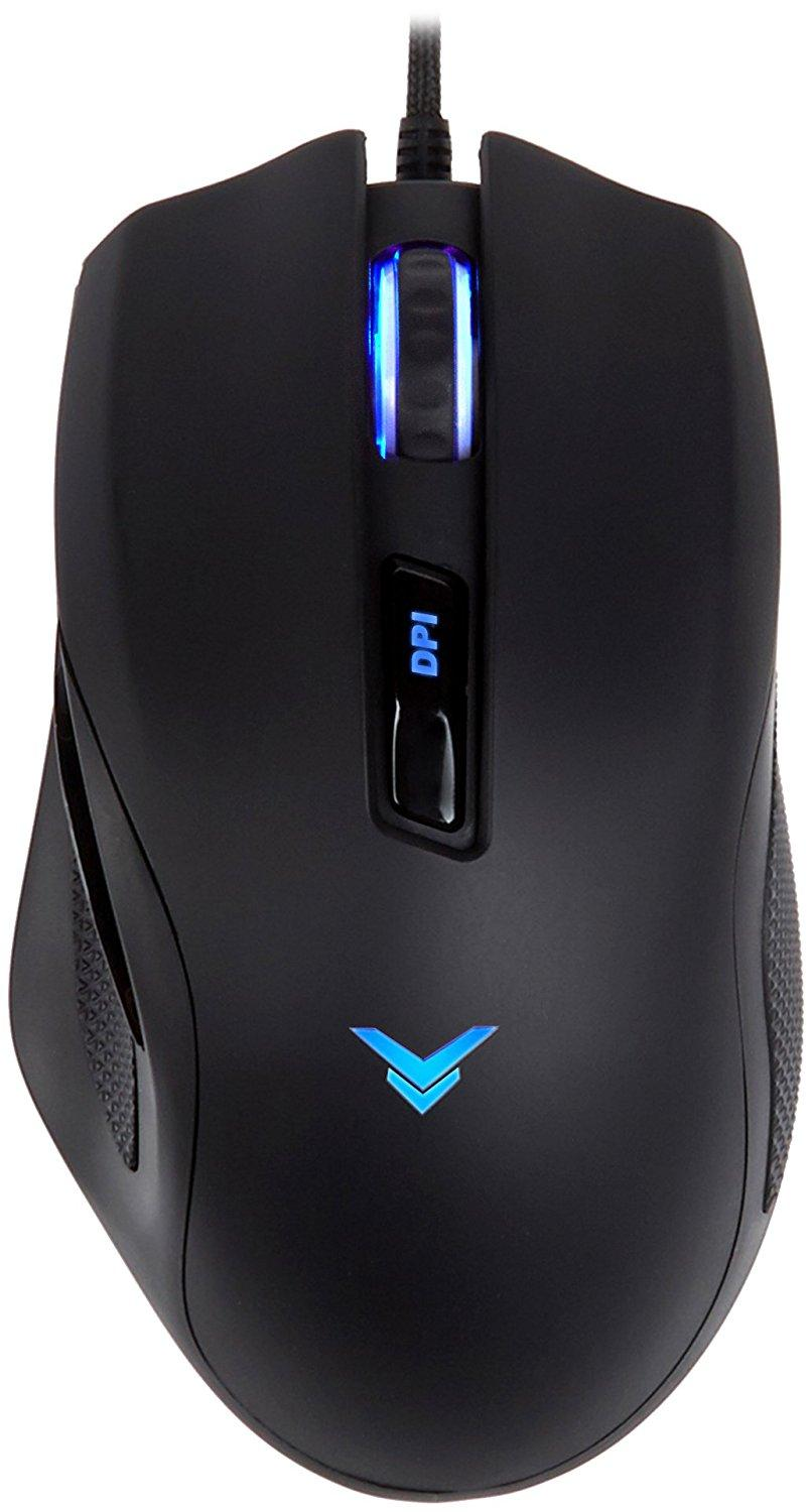 Amazon.com: AmazonBasics Multi-color Gaming Mouse