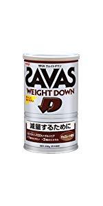 明治 ザバス ウェイトダウン チョコレート風味【16食分】 336g