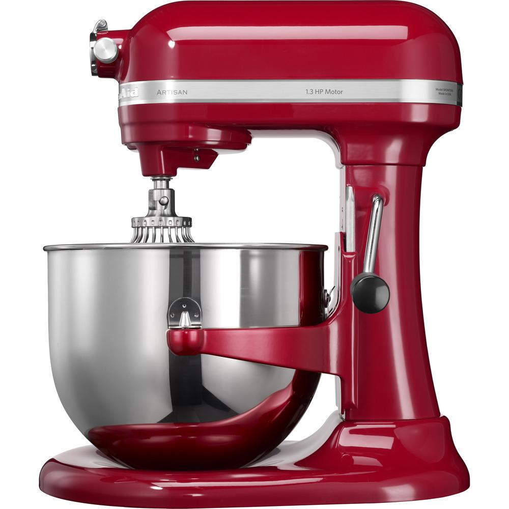 KitchenAid, Artisan - 5KSM7580X, Robot da Cucina da 6,9 L: Amazon.it ...