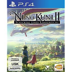 Willkommen In Der Zauberhaften Welt Von Ni No Kuni