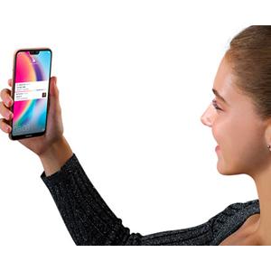 Huawei Nova 3e Dual SIM - 64GB, 4GB RAM, 4G LTE, Midnight Black