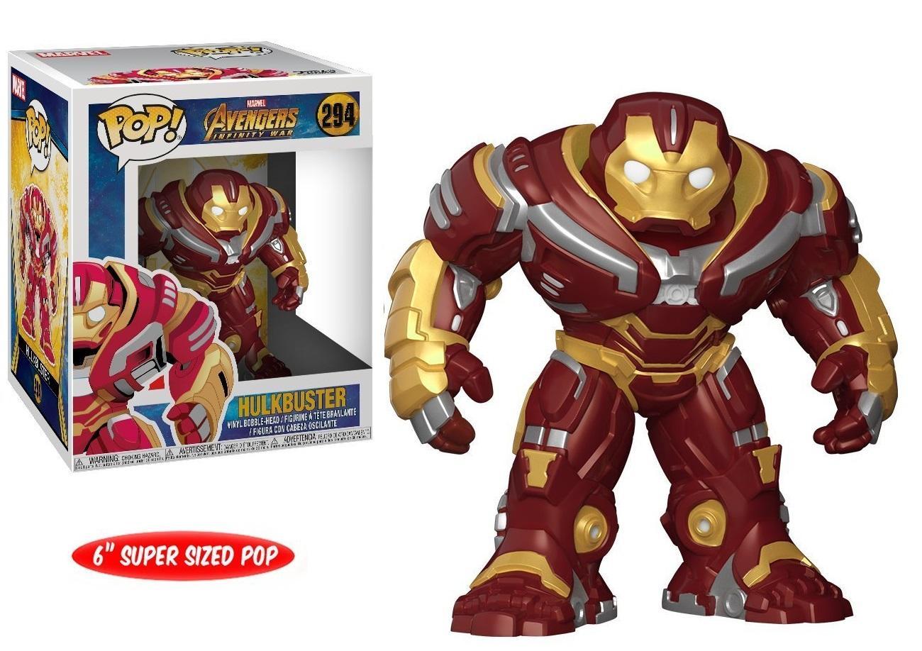 2c6f671dc6b Amazon.com  Funko Pop! Marvel  Avengers Infinity War 6