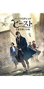 『ファンタスティック・ビーストと魔法使いの旅』DVD