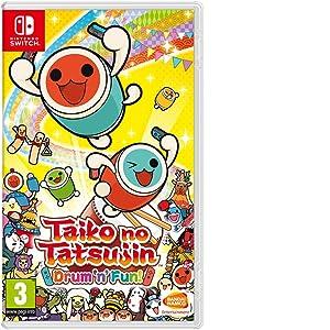Taiko No Tatsujin: Drumn Fun - Bundle Con Tambor: Amazon.es: Videojuegos