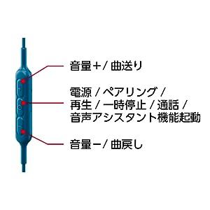 Bluetooth対応ワイヤレスタイプ